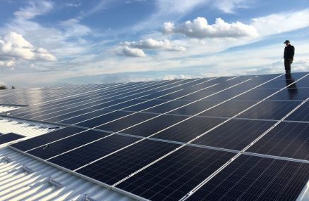 Projektupdate 11.12.18: Solarkraft Tangerland