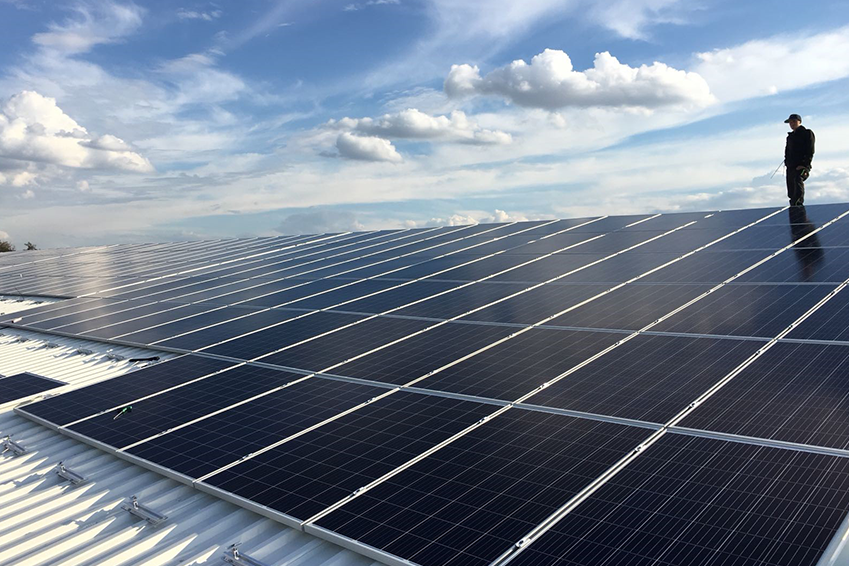 Informationsveranstaltung Solarkraft Tangerland